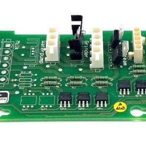 E'line E'4 PCB Power Distribution Eversys