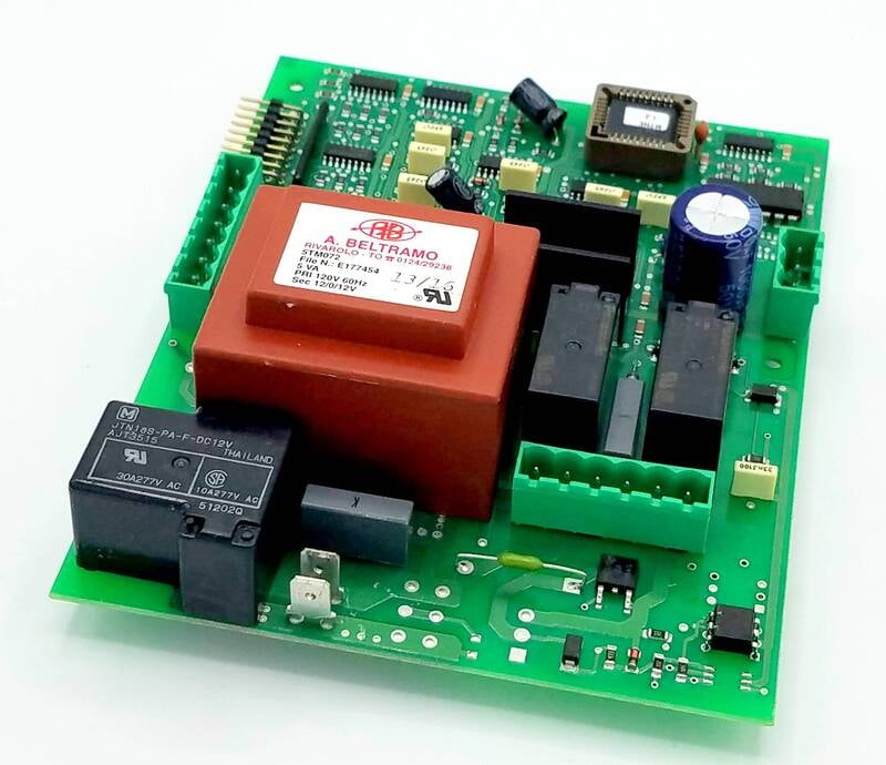 Matinee Electronic Board 120V Espresso Point