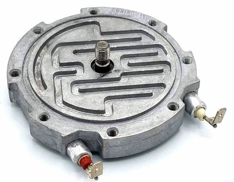 Matinee Labyrinth Heating Plate 120V OLD Style Espresso Point