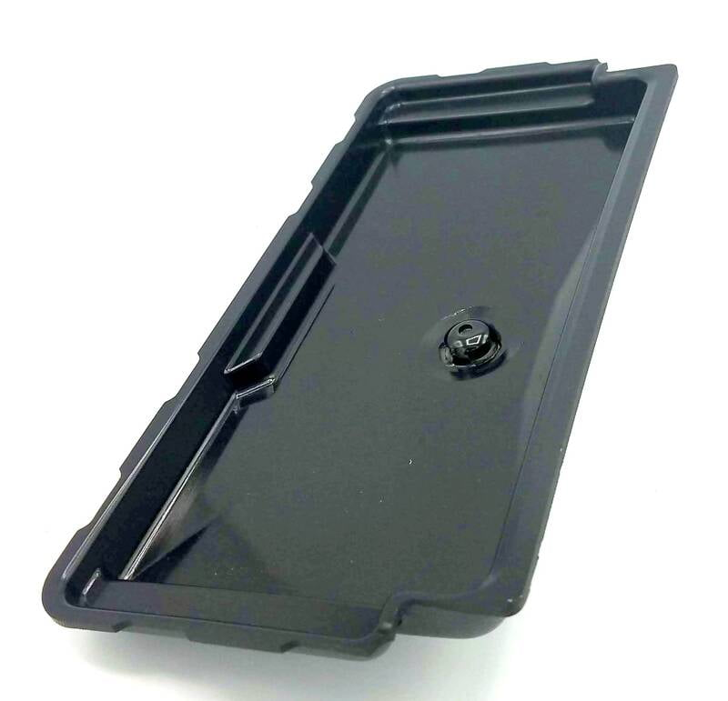 E'line Plastic Drip Tray Assy For Drain Pan Shotmaster 28cm Eversys