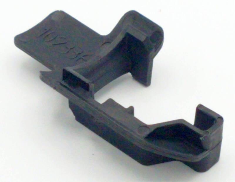 E'line Deflector bottom piston beam V2 Eversys