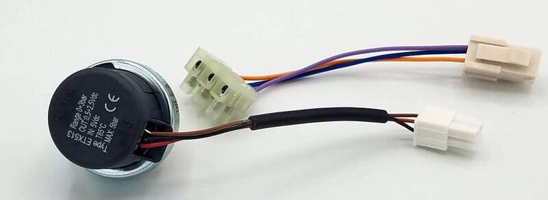 E'line Steam Pressure Sensor SAV Eversys