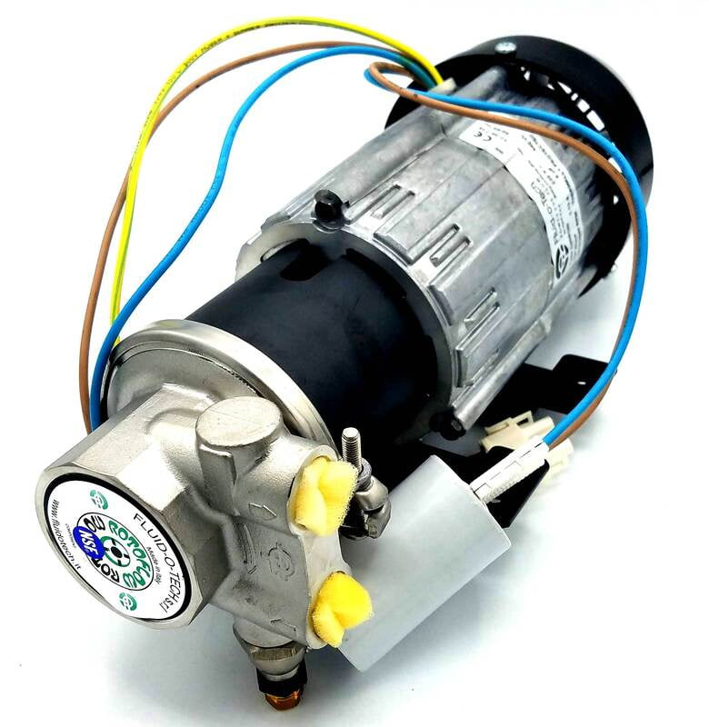 E'line Water Pump & Motor Assm. V2 Eversys
