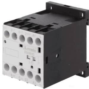 Contactor 110VAC 50/60Hz AC3 9A - 4kW(400V) Lovato