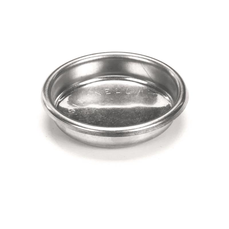 Blank Filter Stainless Steel 17mm x 70mm Nuova Simonelli