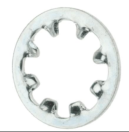 Washer .5ID x .88OD Internal Lock STL Wilbur Curtis