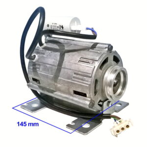 Appia Pump Motor Compact Clamp Ring 110Vac 235W 25uF Nuova Simonelli