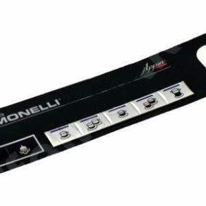 Appia 1 Group Volumetric Face Plate Sticker Nuova Simonelli