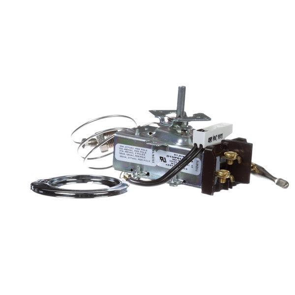 Thermostat Capillary DPST 277V 30A RU/WB Wilbur Curtis