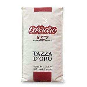 Caffe Tazzo D'Oro Espresso Beans Carraro