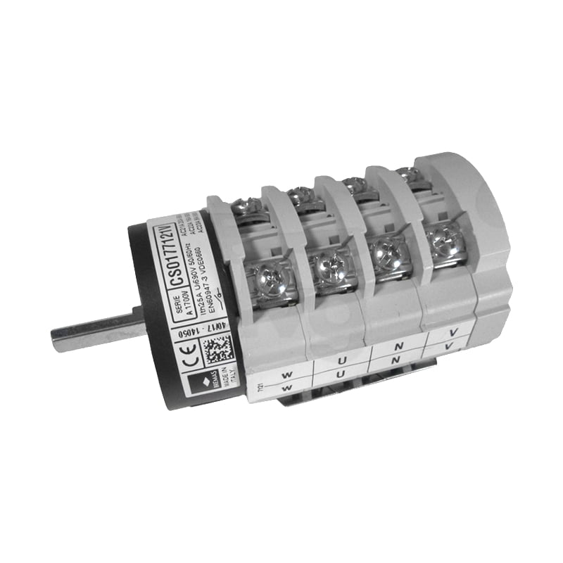 Switch Power Selector 0-1-2 Positions M20 - M30 La Cimbali