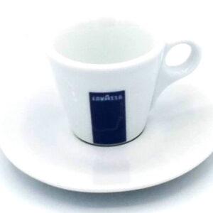Blue Ribbon ceramic Espresso Cup by Lavazza