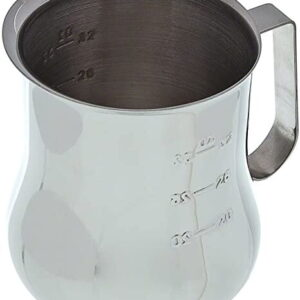 Frothing Pitcher 40oz Stainless Steel Update International