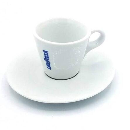Espresso Cup Ceramic Retro by Lavazza