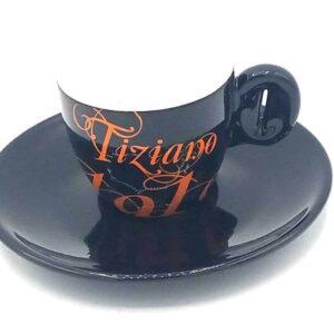 Ceramic Espresso Cup by Caffe Paradiso
