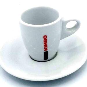 Ceramic Espresso Cup by Kimbo