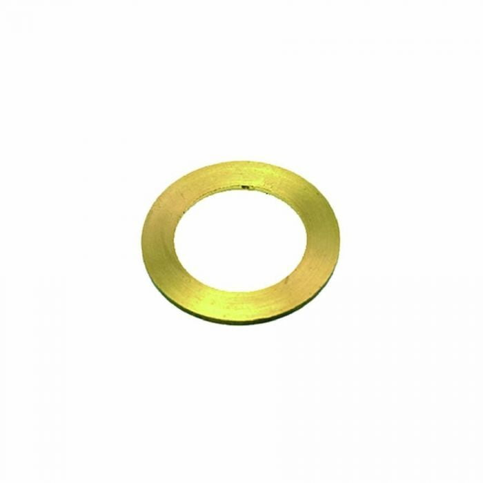 Washer brass Steam Wand Articulation Joint 14 x 8 x 1 La Cimbali