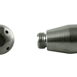 Aurelia Steam Tip Nozzle 4 Hole SS OEM Nuova Simonelli