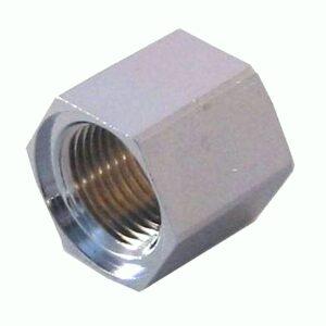 Aurelia Nut Steam Pipe Joint Chromed 21mm Nuova Simonelli