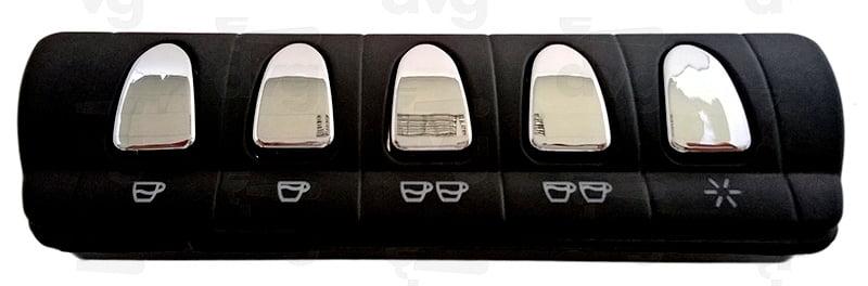 S5 5 Button Touch Pad La Spaziale