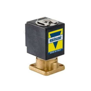 Solenoid Valve 2 Way Base Mounting 230V 50hz Water Charge SIRAI