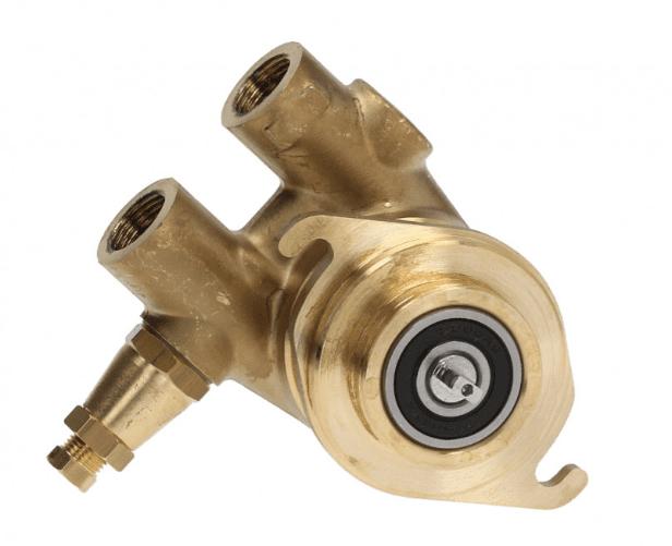 Pump Rotary Vane 2-Bolt 150L/H Balanced By-Pass Small-Shaft Nuert
