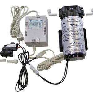 Pump Aquatec CPD 8800 HF 8852-2J03-B423 W/ TSO & 120v Transformer