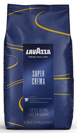 SUPER CREMA Espresso Beans 2.2Lb Lavazza