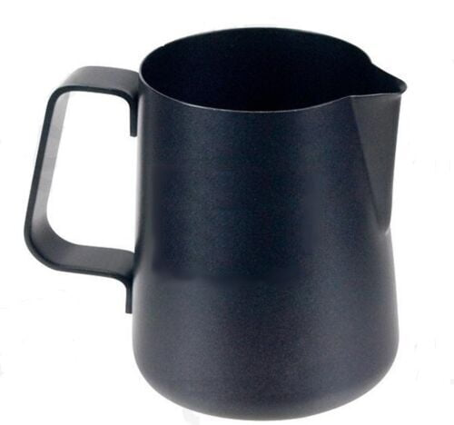 10 Cup Frothing Pitcher - Teflon Coated Stainless Steel