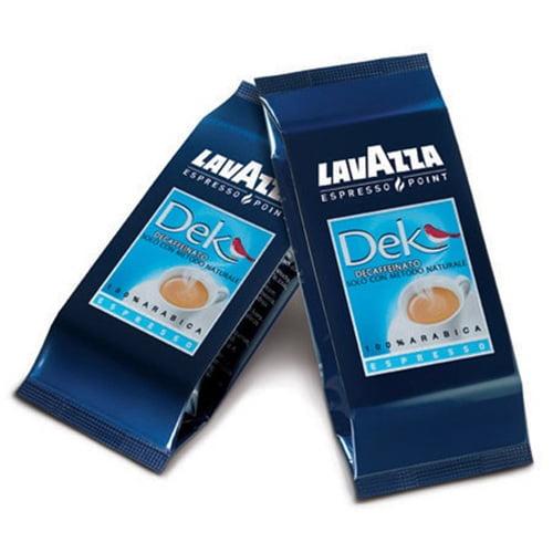 Lavazza DEK 25/2pk Espresso Point Cartridges #00603 Prodotto Dalla Luigi Lavazza S.p.A. Torino PRODUCT OF ITALY