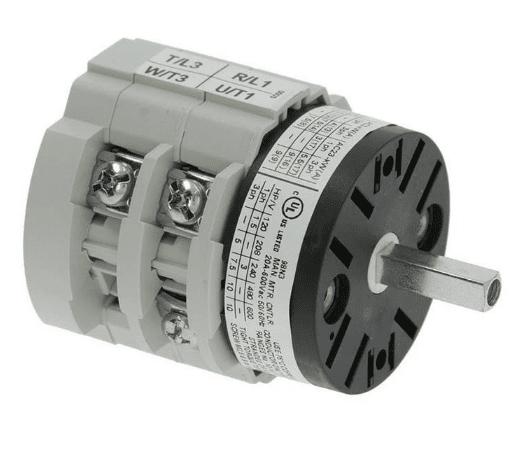 Switch Three Pole Rotative Mazzer