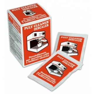 Descaler Box of 10Ea 30g Packets Puly Caff