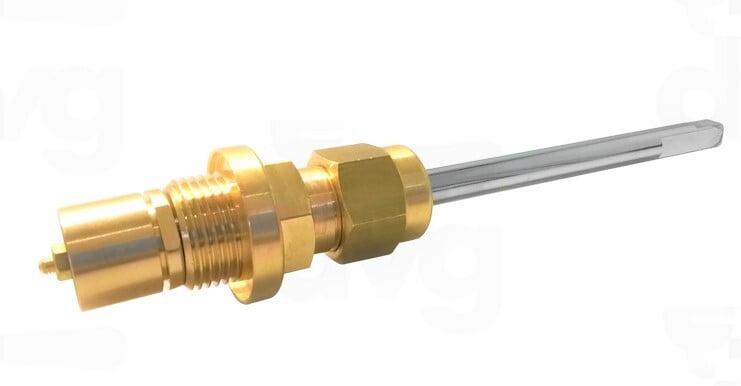 Valve Pin Shaft Steam Water Long Assm L158mm Astoria