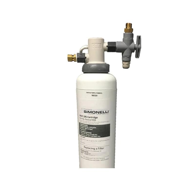Nuova Simonelli Espresso Machine Water Treatment System