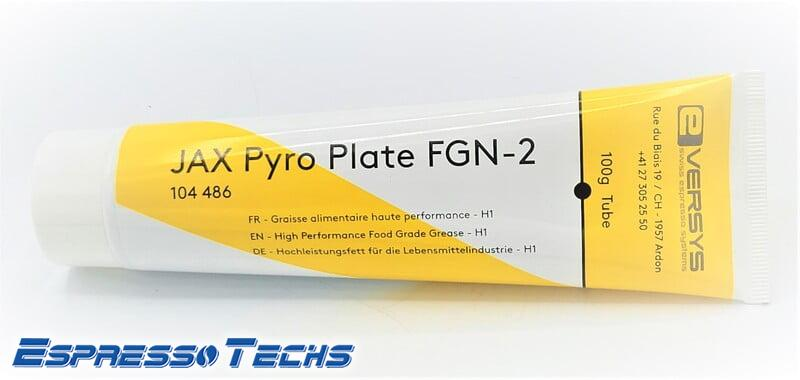 Grease JAX Pyro Plate FGN-2 Eversys